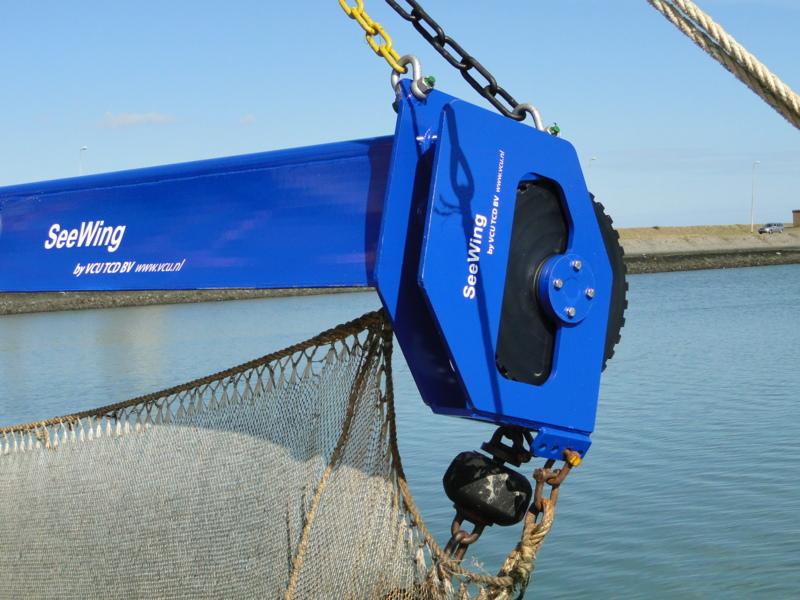 Stimulans voor investeringen duurzame garnalenvisserij