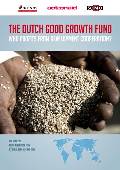 Dutch Good Growth Fund start op 1 juli 2014