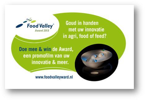 Duurzaamheid in de (agro)food keten – Food2Market project