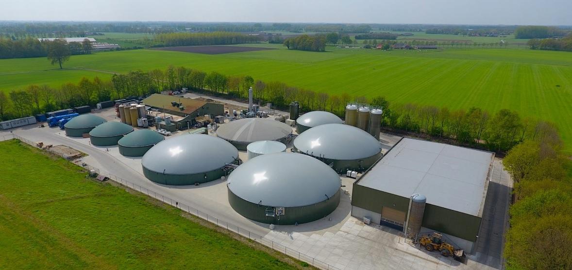 Innovatie- en pilotcentrum Beltrum verbetert productie biogas